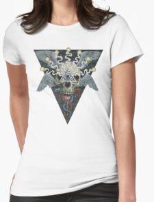 ajna awakening - muted Womens Fitted T-Shirt