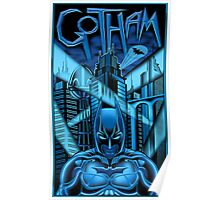 Guardian of Gotham Poster