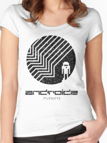 Android 2 Women's Fitted Scoop T-Shirt