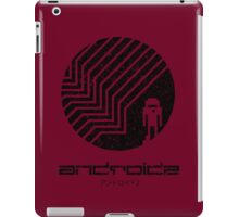 Android 2 iPad Case/Skin