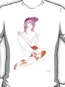 Sneakergirl #1 T-Shirt