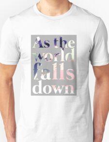Labyrinth - As the World Falls Down Unisex T-Shirt
