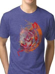 Berzerk Tri-blend T-Shirt