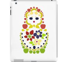 Fruit Matryoshka Doll iPad Case/Skin