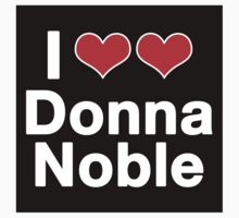 I <3 Donna Noble by ashden