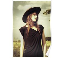 Sullen in a Stetson Poster