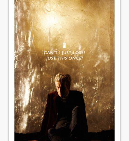 Twelve Doctor Who {CASES, PILLOWS,ETC} Sticker