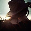 Sundown on a Stetson by Nikki Smith