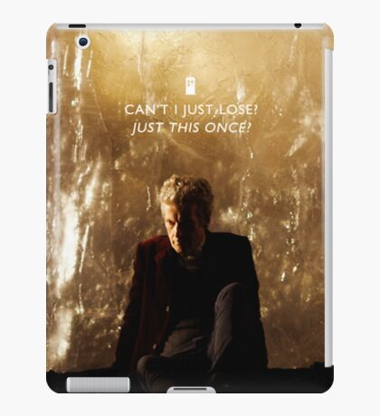Twelve Doctor Who {CASES, PILLOWS,ETC} iPad Case/Skin