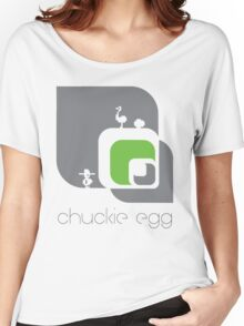 Chuckie Egg Women's Relaxed Fit T-Shirt