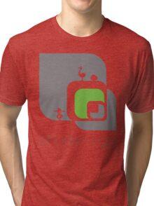 Chuckie Egg Tri-blend T-Shirt