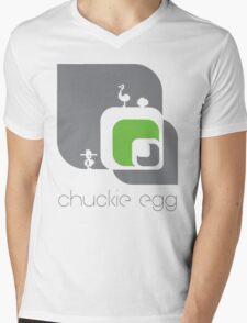 Chuckie Egg Mens V-Neck T-Shirt