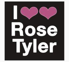 I <3 Rose Tyler by ashden