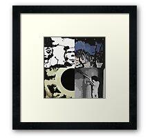 Bauhaus Pop Art Framed Print