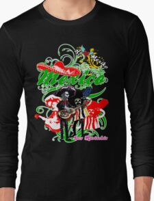 Los Mariachis Long Sleeve T-Shirt