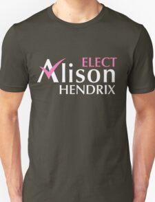 Elect Alison Hendrix - White T-Shirt