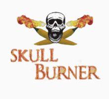 Skull Burner  by Dan McCormick