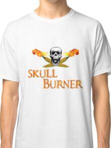 Skull Burner  Classic T-Shirt