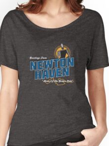 Greetings From Newton Haven Women's Relaxed Fit T-Shirt