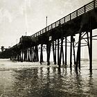 Oceanside Pier by Glenn McCarthy