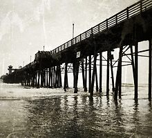 Oceanside Pier by Glenn McCarthy