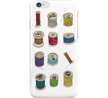 Cotton Reels iPhone Case/Skin