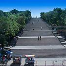 Odessa Steps by Yuri Lev