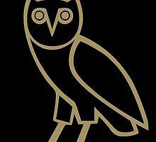 OVO Owl by Azerdemha