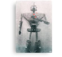 Robot Love Metal Print