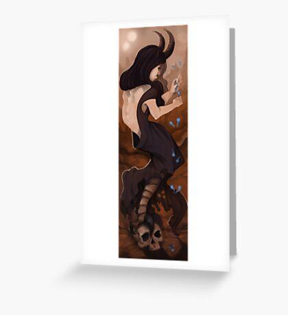 Siren heart Greeting Card