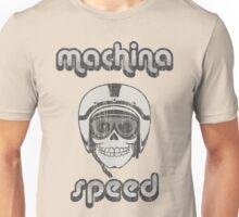 Machina Speed Formula One Skull T-Shirt