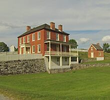 The Sherrick House by James Brotherton