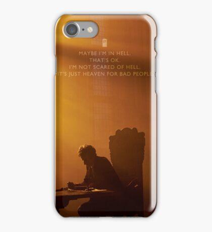 Twelve Doctor Who (2) {CASES, ETC} iPhone Case/Skin