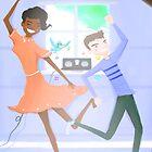 Dance! by Mark Padua