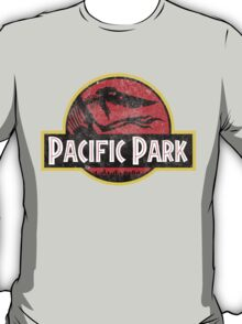 Pacific Park - Jurassic Red Version T-Shirt