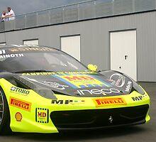 Ferrari Challenge #181 by berkshiredave