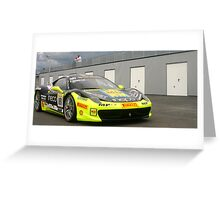 Ferrari Challenge #181 Greeting Card
