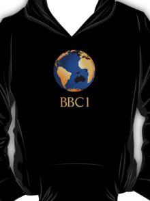 BBC computer originated world (globe) COW logo T-Shirt