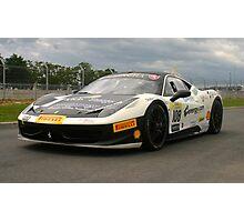 Ferrari Challenge #108 Photographic Print