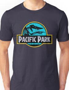 Pacific Park - Kaiju Blue Version Unisex T-Shirt