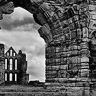 Whitby Abbey by Brian Avery