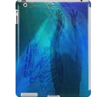 ghost iPad Case/Skin
