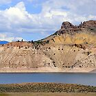 Blue Mesa by Jody Johnson