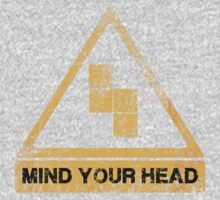 MIND YOUR HEAD Kids Clothes