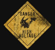 HIGH-VOLTAGE by Letter-Q