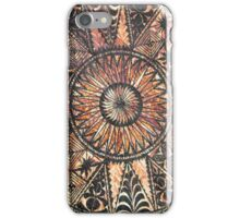 Kapa Primitive Hawaiian Tattoo Tapa iPhone Case/Skin