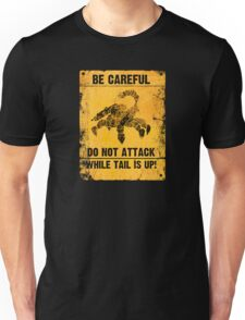 GUARD SCORPION Unisex T-Shirt
