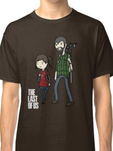 The Last of us Adventure Time Classic T-Shirt