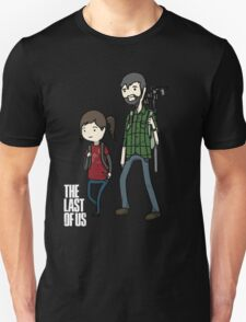 The Last of us Adventure Time T-Shirt
