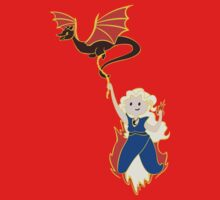 Flame Khaleesi Kids Clothes